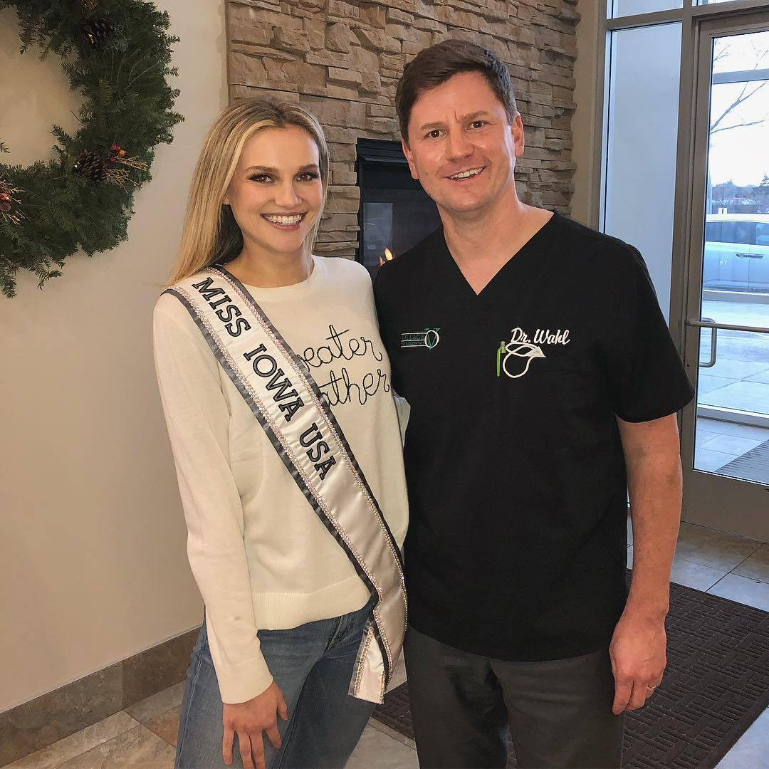 baylee drezek, miss iowa 2019. 47586053_377504672816119_6986551940160871031_n