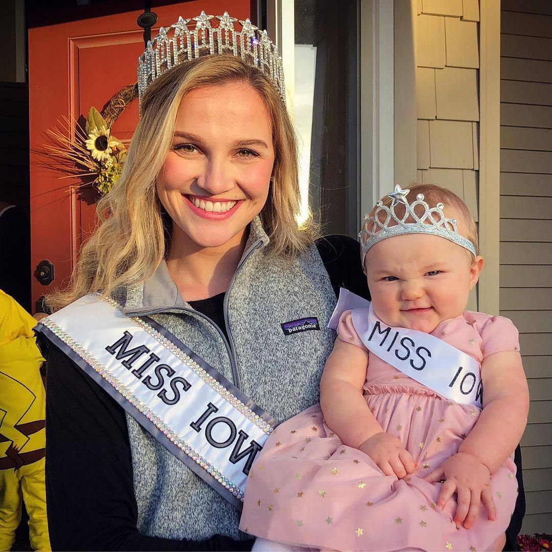 baylee drezek, miss iowa 2019. 44284504_587956118350353_7880220858770918782_n
