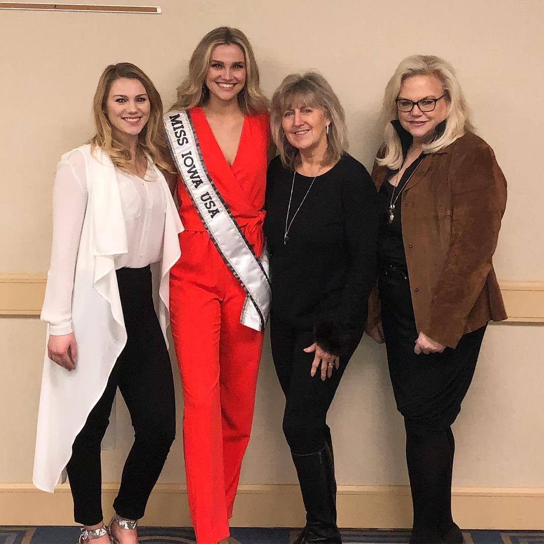 baylee drezek, miss iowa 2019. 49907222_580229029119515_500598649279548444_n