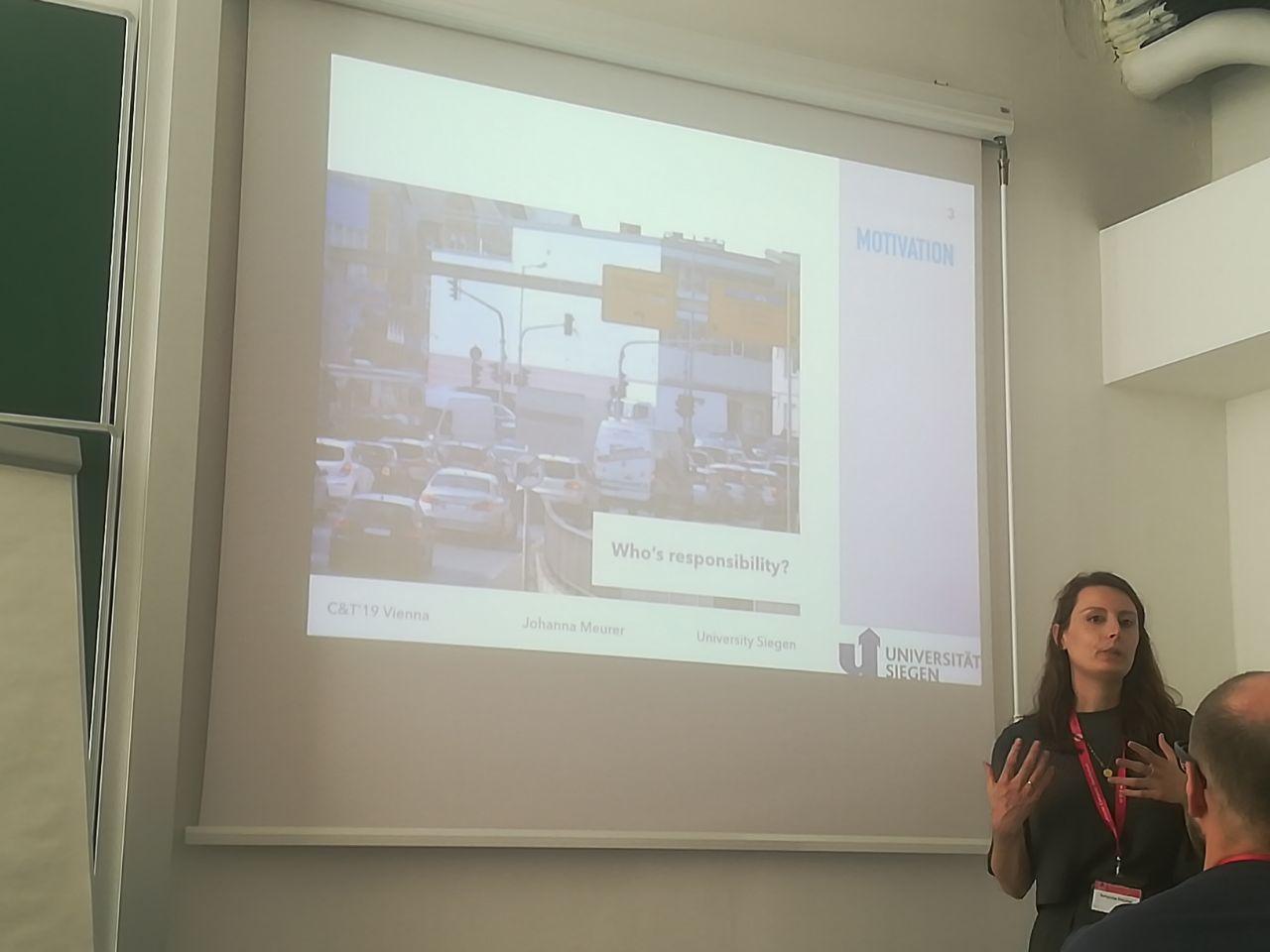 Johanna Meurer, on designing for sustainable mobility using mobile phone data