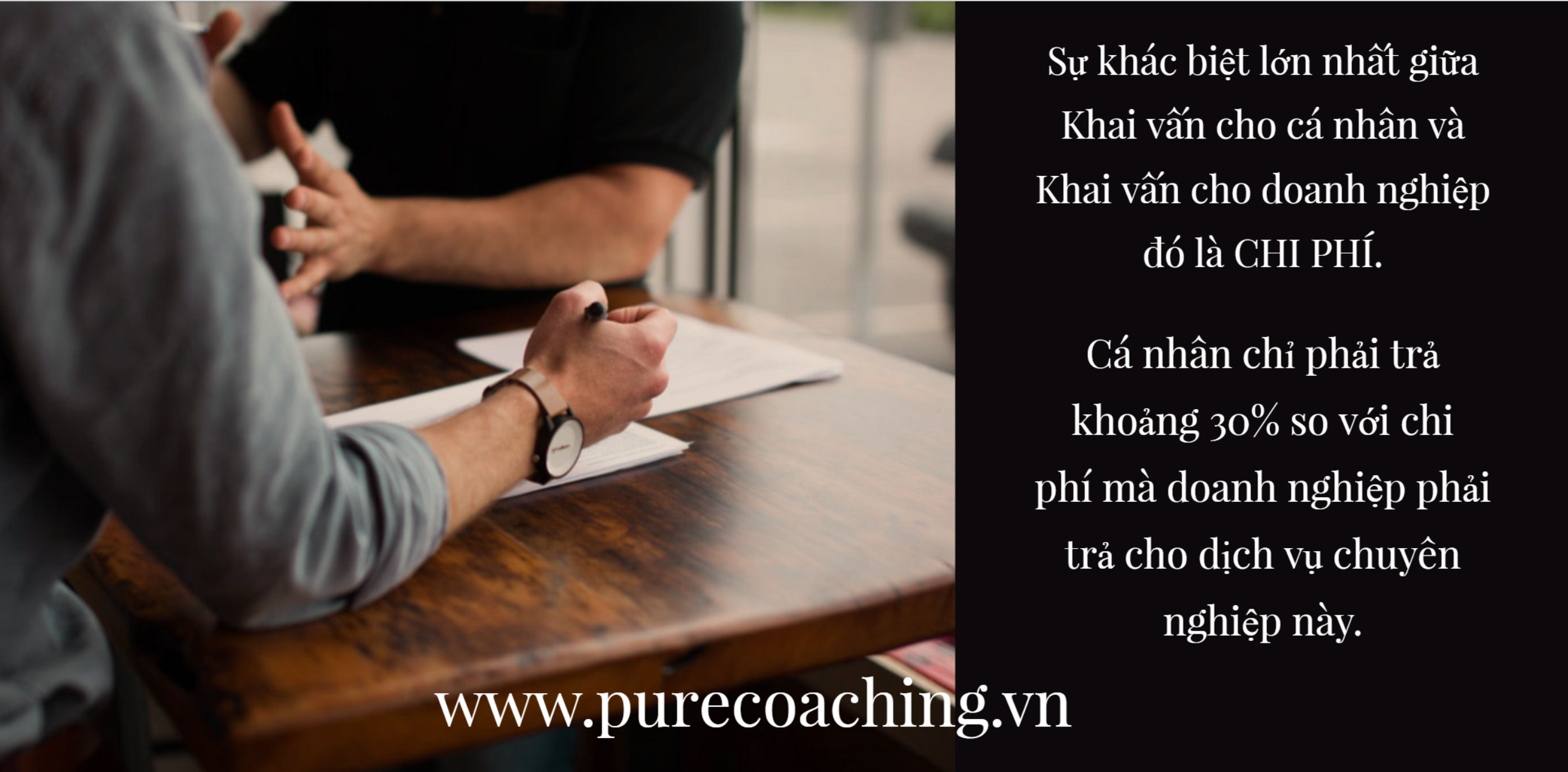Executive Coaching và Life Coaching