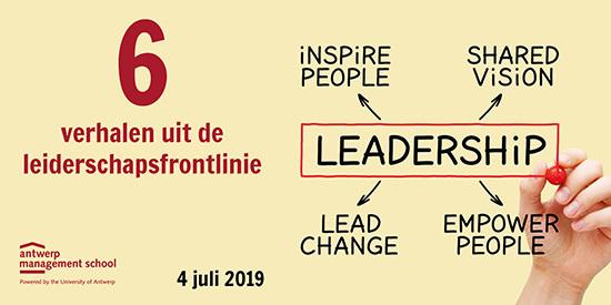 Verhalen uit de leiderschapsfrontlinie