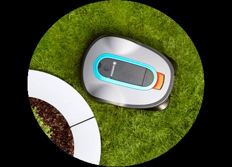 Köp trädgårdsmaskiner som robotgräsklippare och grästrimmer online på granngården.se