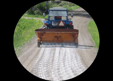 Köp vägsalt, tösalt och dammbindning online på granngården.se