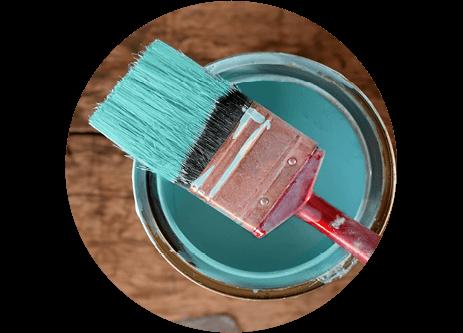 Köp målarfärg, penslar, rollers och färgsprutor online på granngården.se