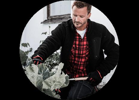 Köp kläder och arbetskläder för dam och herr online på granngården.se