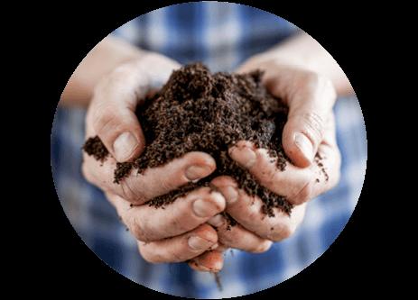 Köp jord som planteringsjord och dressjord online på granngården.se