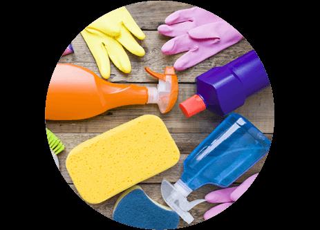 Köp städprodukter och rengöringsmedel  online på granngården.se