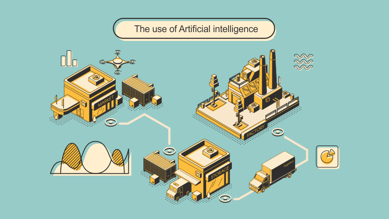 The use of Artificial intelligence