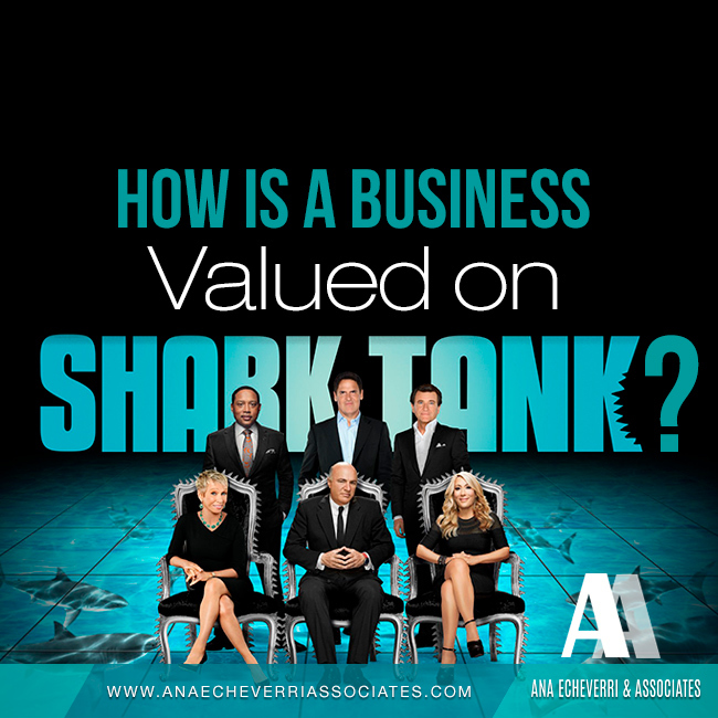 "How Is a Business Valued on ""Shark Tank""?"