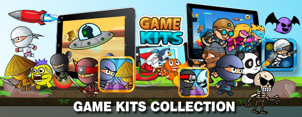 Jetpack Penguin Game Assets - 1