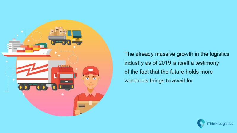 The massive growth of logistics