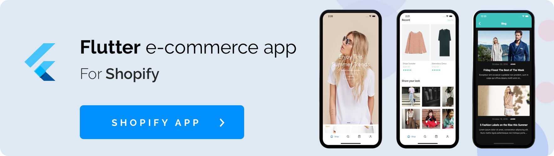EvaStore - the complete mobile app for Shopify store by React Native and GraphQL - 5