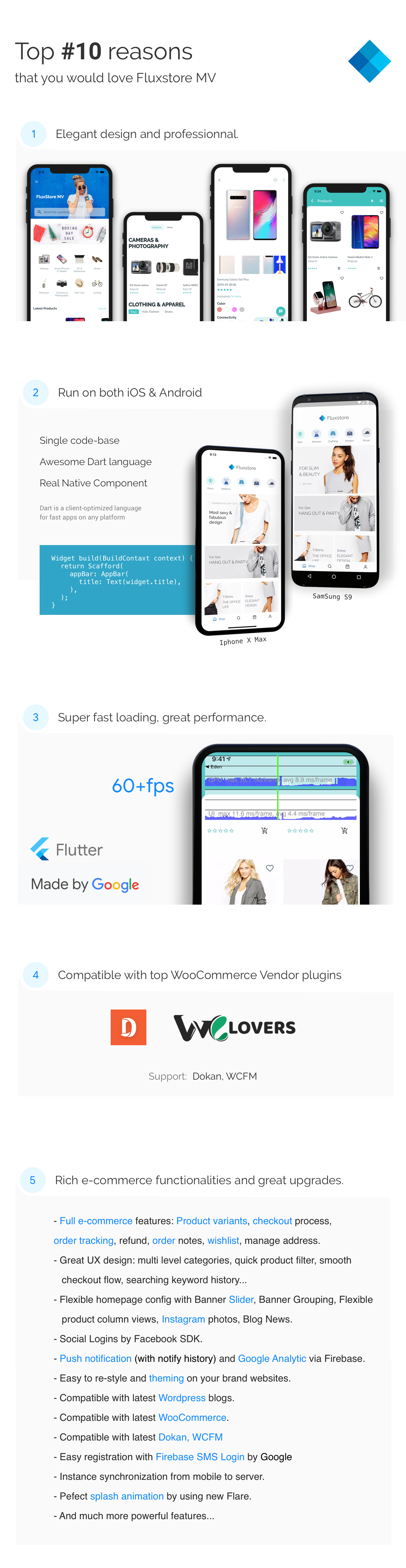 Fluxstore Multi Vendor - Flutter E-commerce Full App - 5