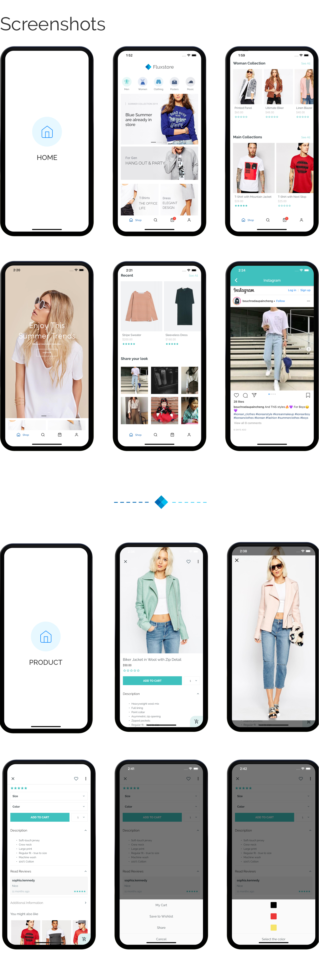 Fluxstore Multi Vendor - Flutter E-commerce Full App - 8