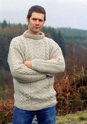 The Arran Sweater