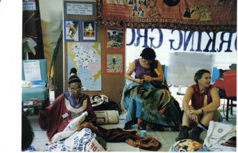 Tapestry in Beijing