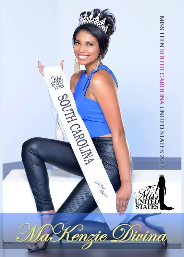 makenzie divina, miss south carolina 2019. Miss-teen-south-carolina-makenzie-divina