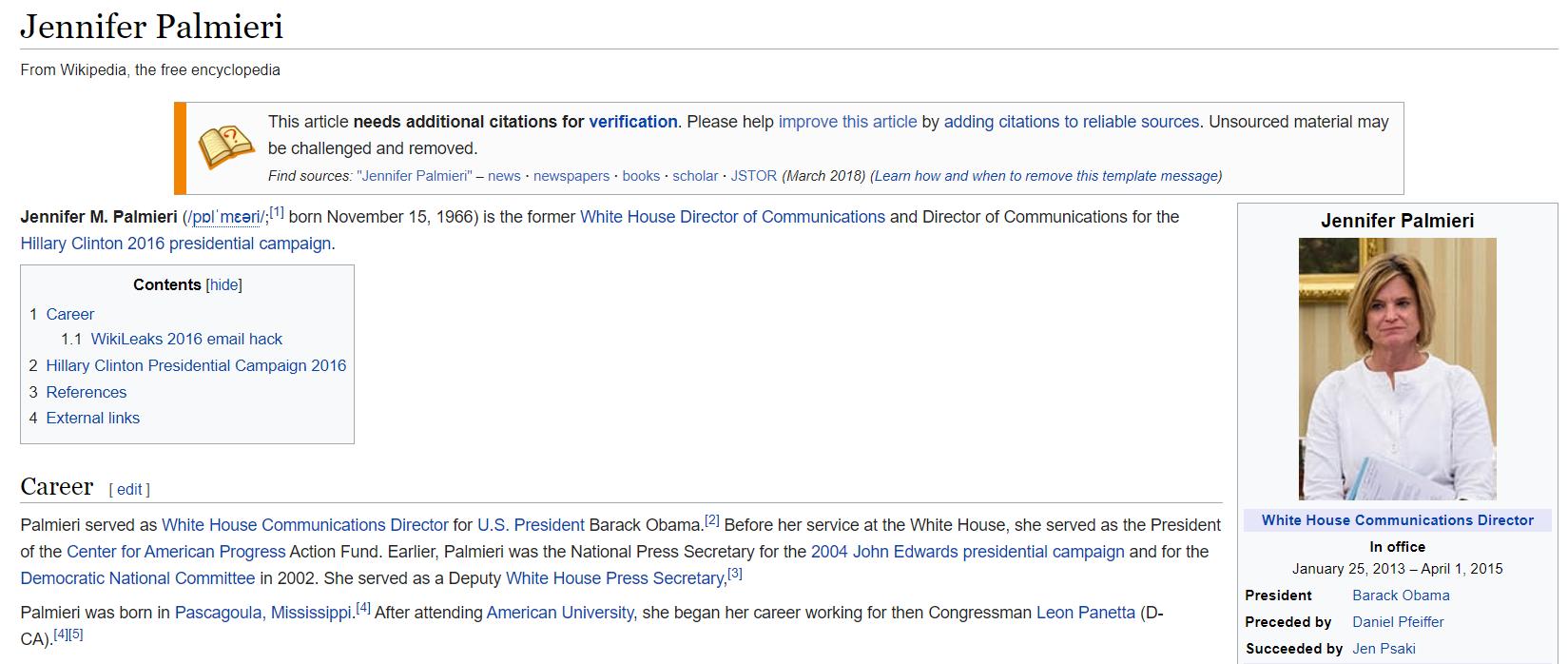 https://en.wikipedia.org/wiki/Jennifer_Palmieri
