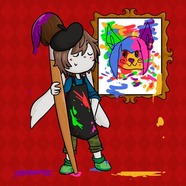 2 Artistas procuram Programador experiente em UNITY 2D Biscoitinho-Pintor