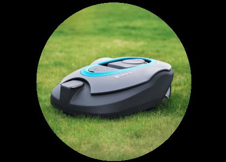 Köp robotgräsklippare online eller i butik hos Granngården