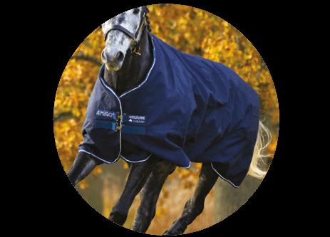 Köp hästtäcken online på granngården.se