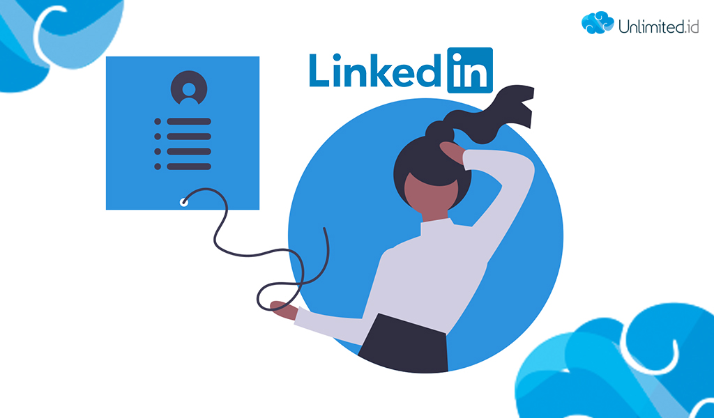 cara membuat profil LinkedIn