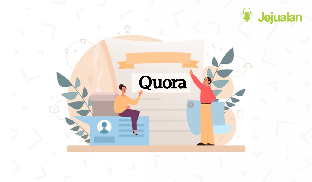 cara menggunakan quora
