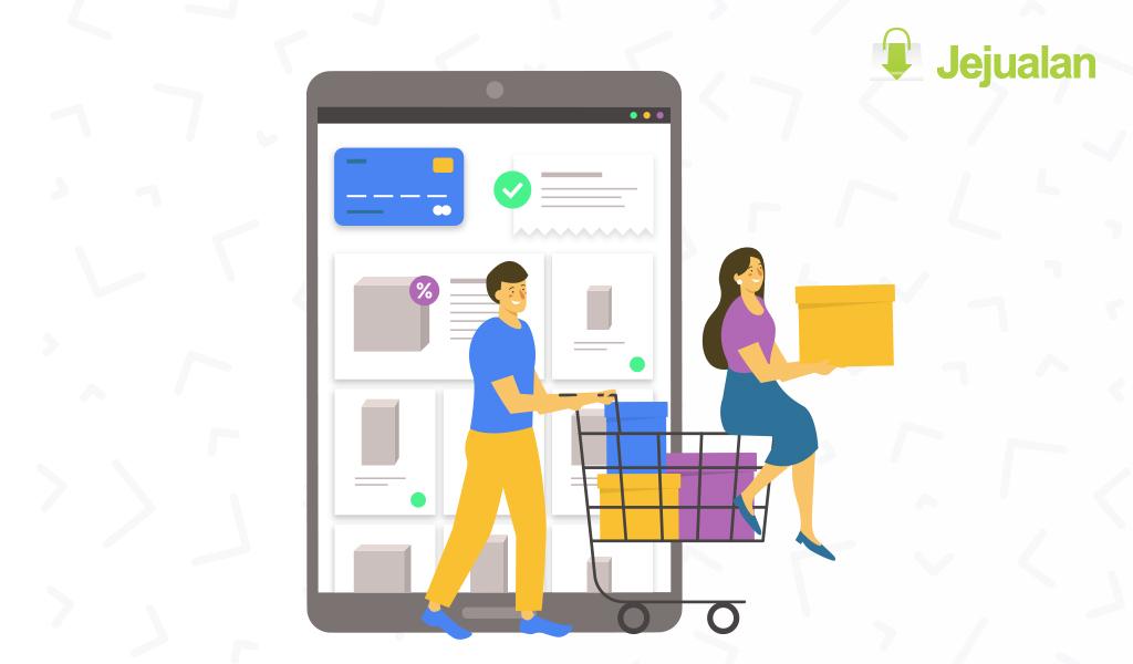 fitur penting website toko online