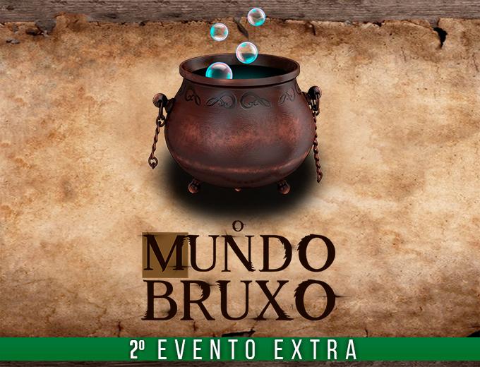 O Mundo Bruxo 2º Evento Extra