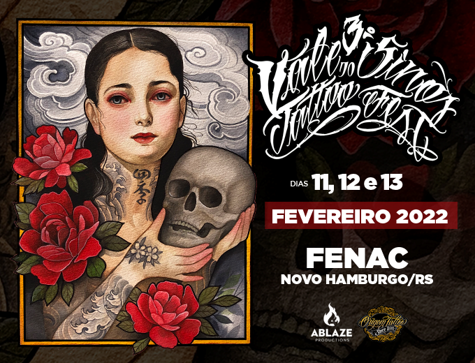 3º Vale do Sinos Tattoo Fest