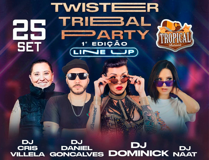 Twister Tribal Party