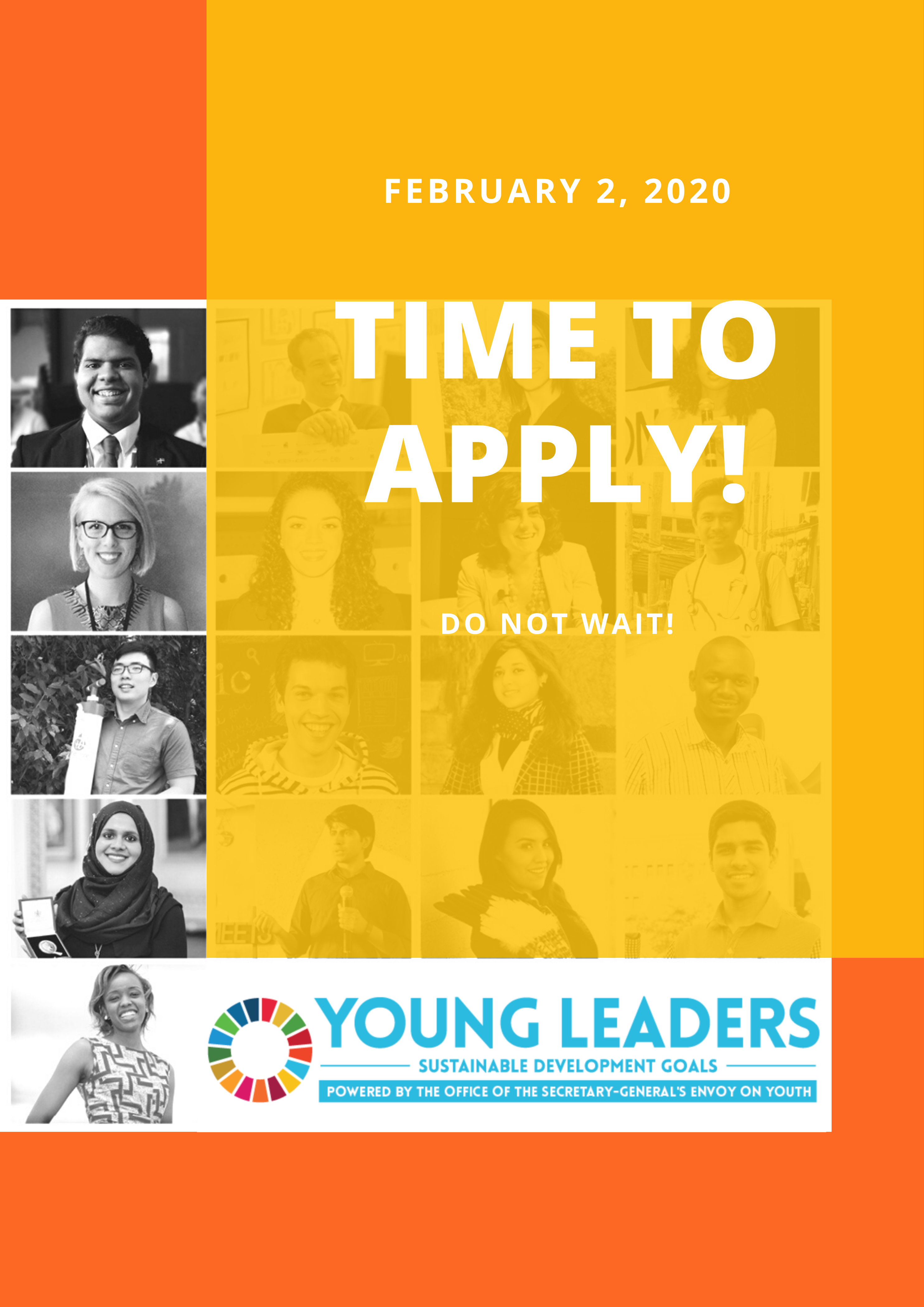 Apply to be a Young Leader!