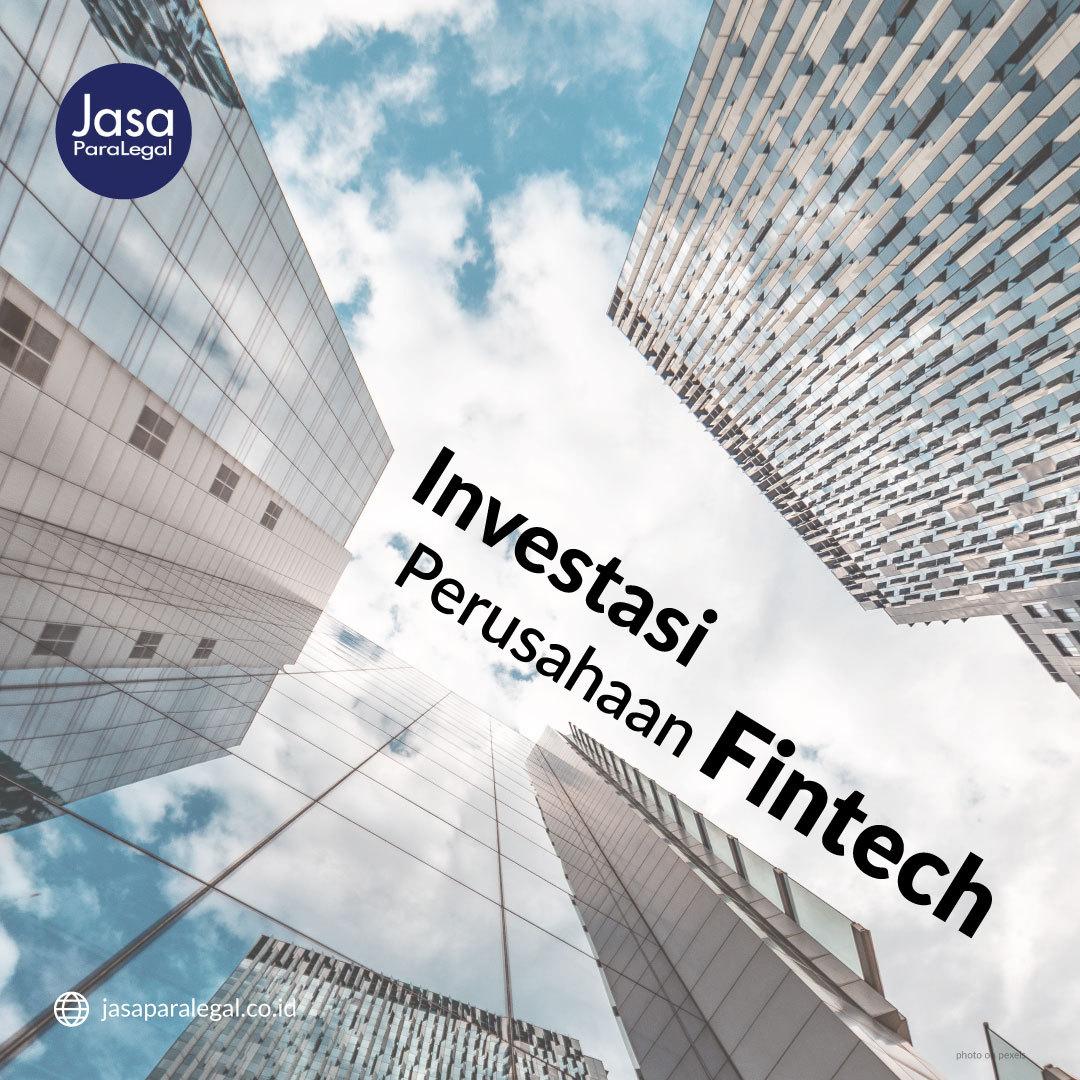 Investasi Perusahaan Fintech