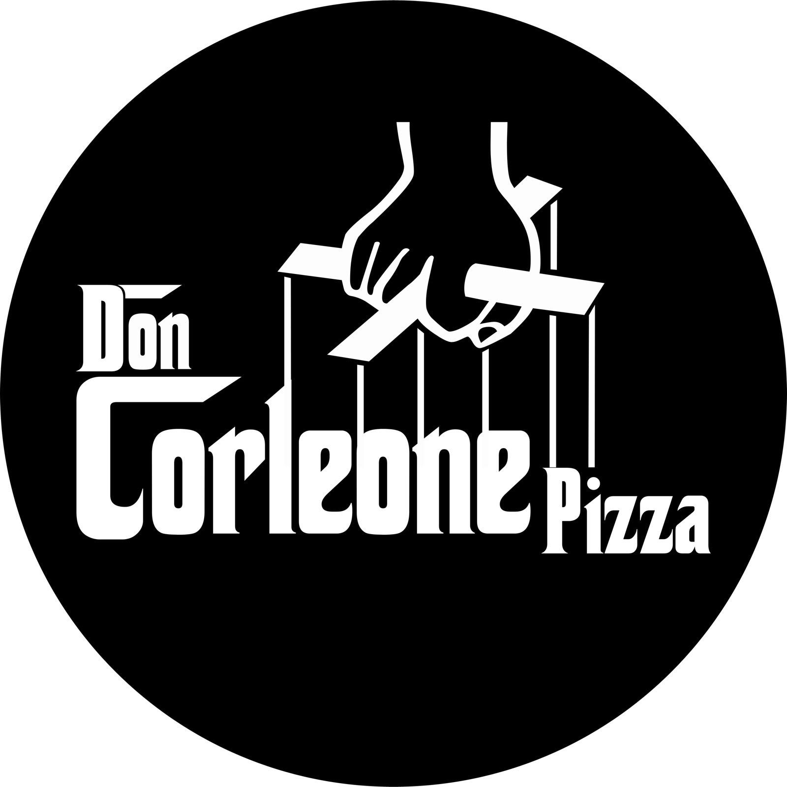 """Пицца от 12 руб/до 1100 г, комбо из 3 пицц за 24 руб. в кафе """"Don Corleone"""""""