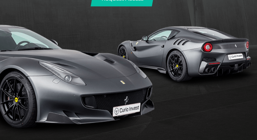Tokeniser les voitures de luxe, c'est ce que propose l'alliance MERJ-CurioInvest