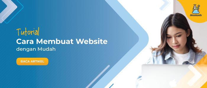 hosting terbaik cara membuat website