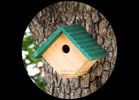Köp fågelholkar online på granngården.se