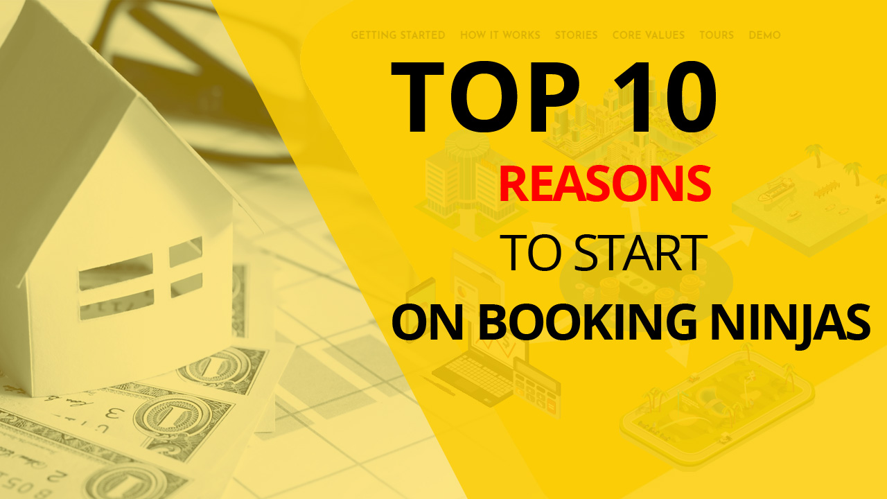 10 reasons to start using BookingNinjas for your business thumbnail picture