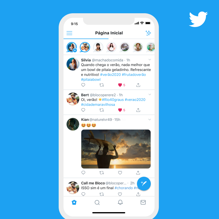 Twitter adds stories to its platform