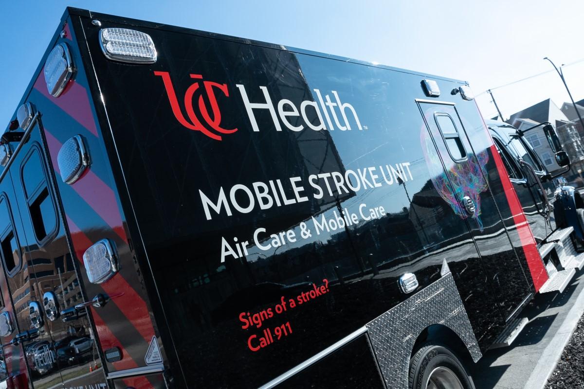 uc health mobile stroke unit