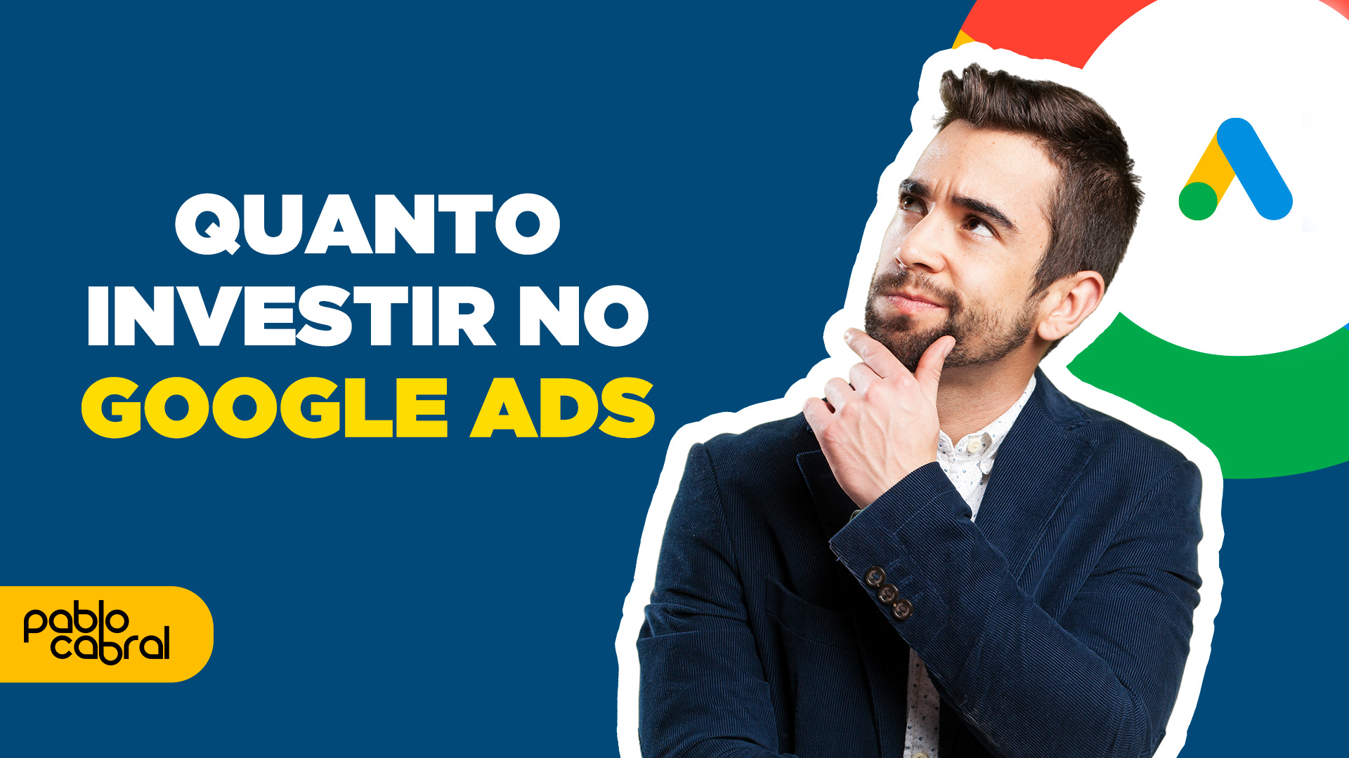 quanto custa o google ads