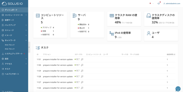 Japanese language support