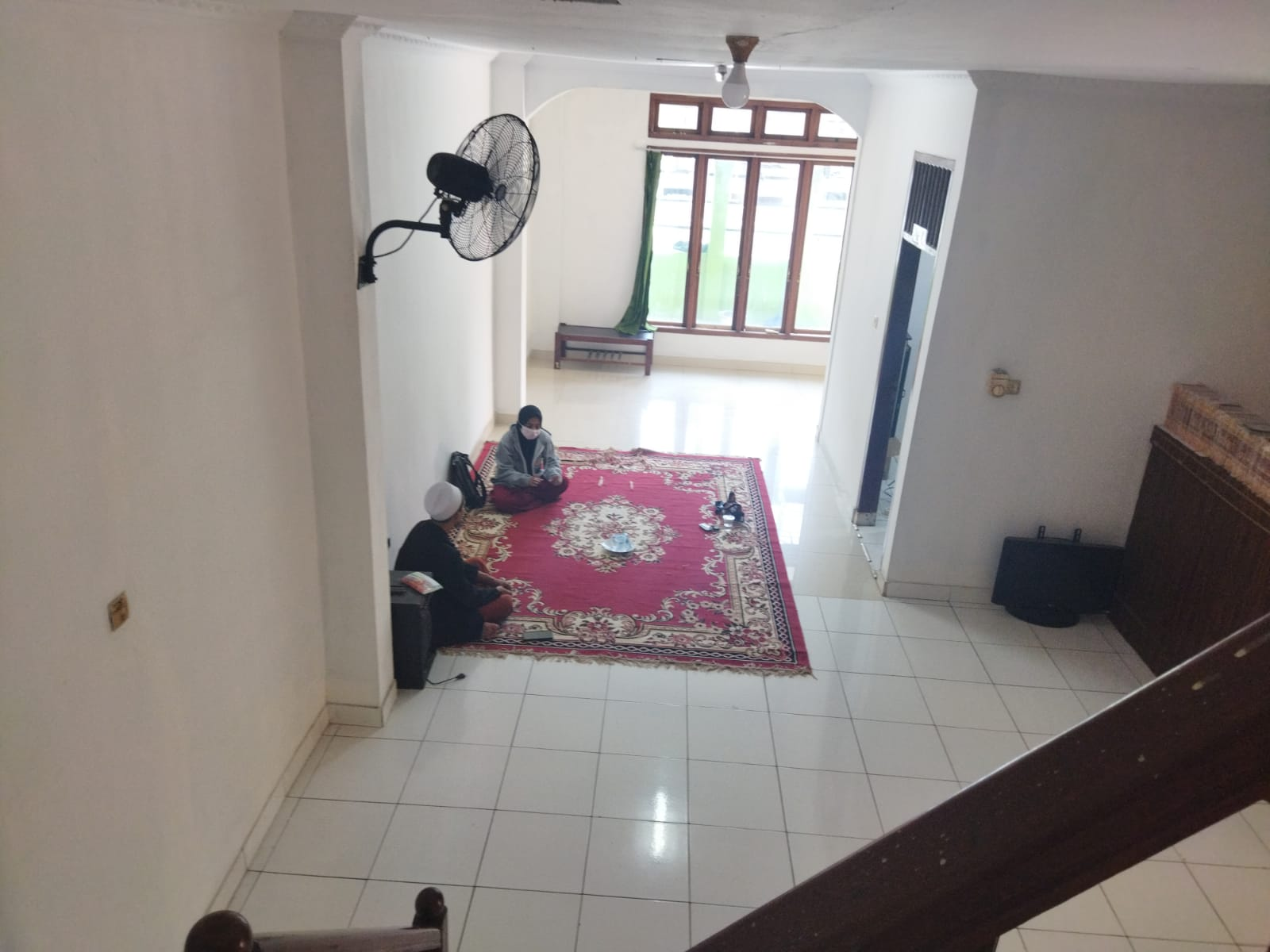 Kitabisa dan Zakat Sukses-Foto rumah baru subulun najjah