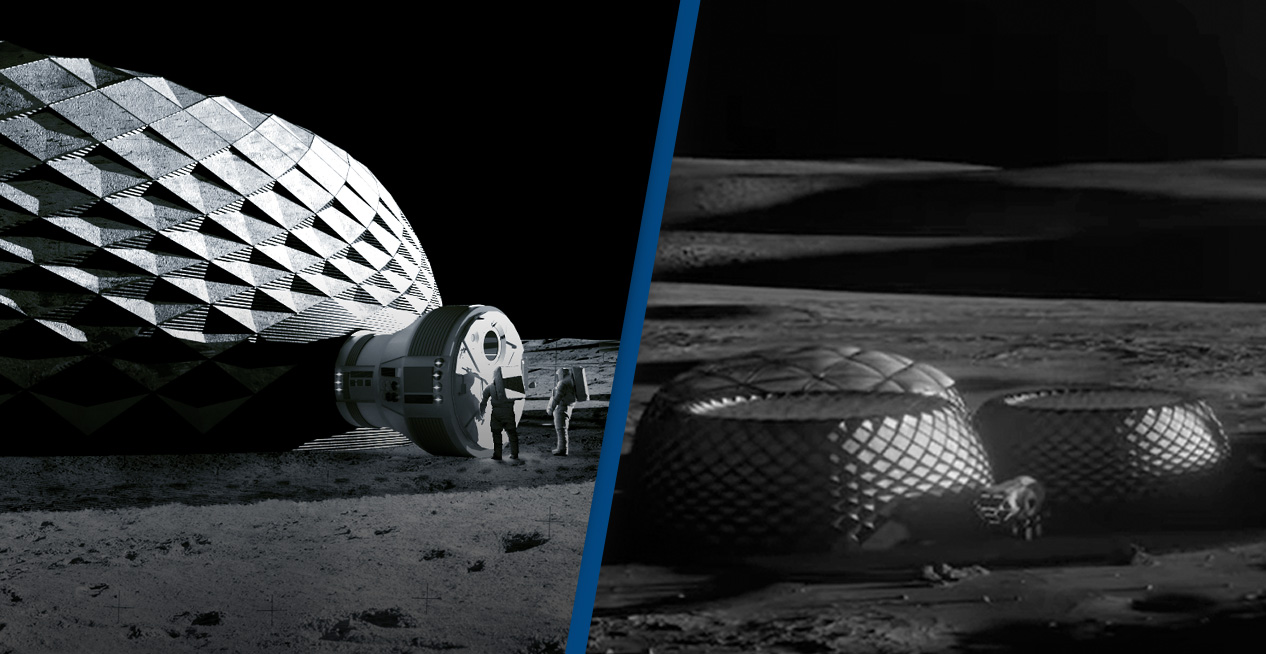 NASA Pays $14 Million For 3D Space Habitat Printing Technology