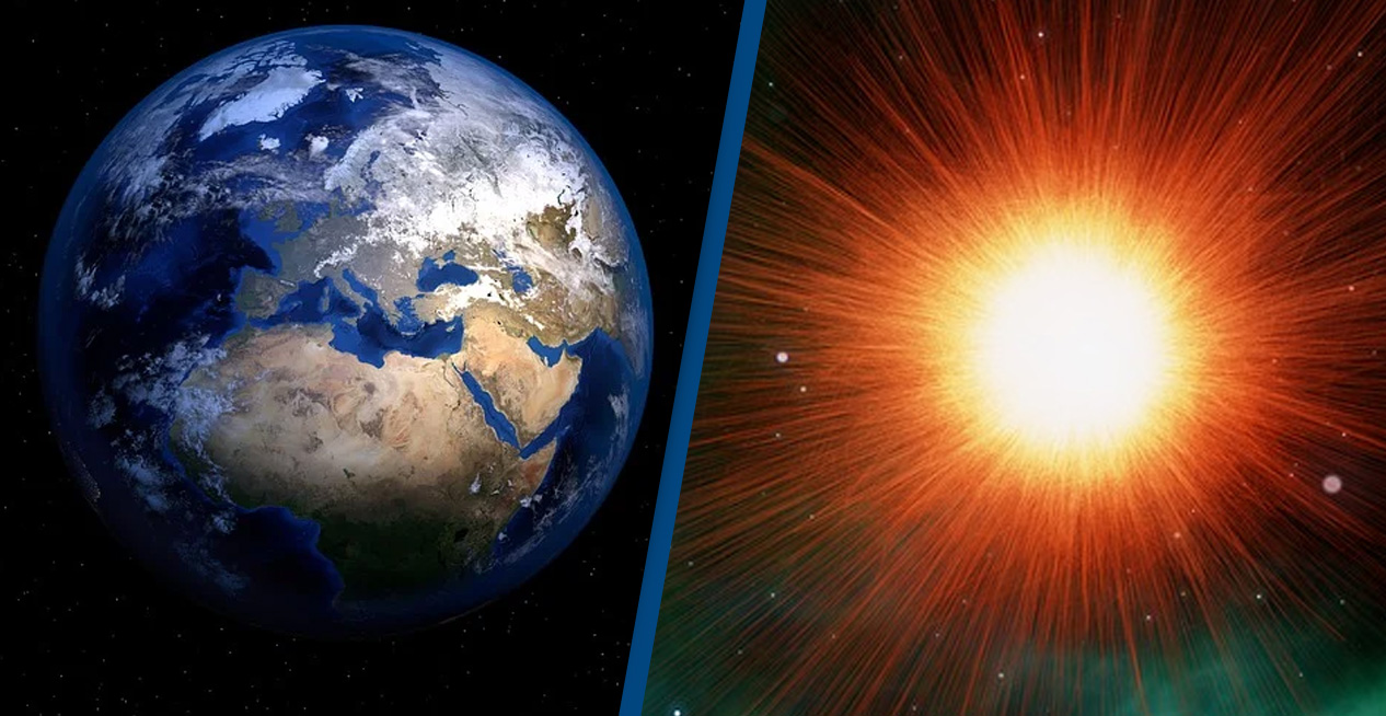 A Supernova Exploded Perilously Close To Earth 2.5 Million Years Ago