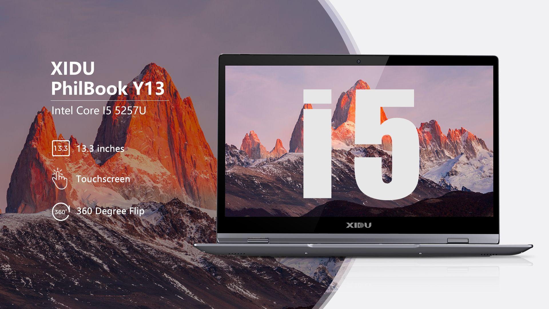 XIDU PhilBook Y13