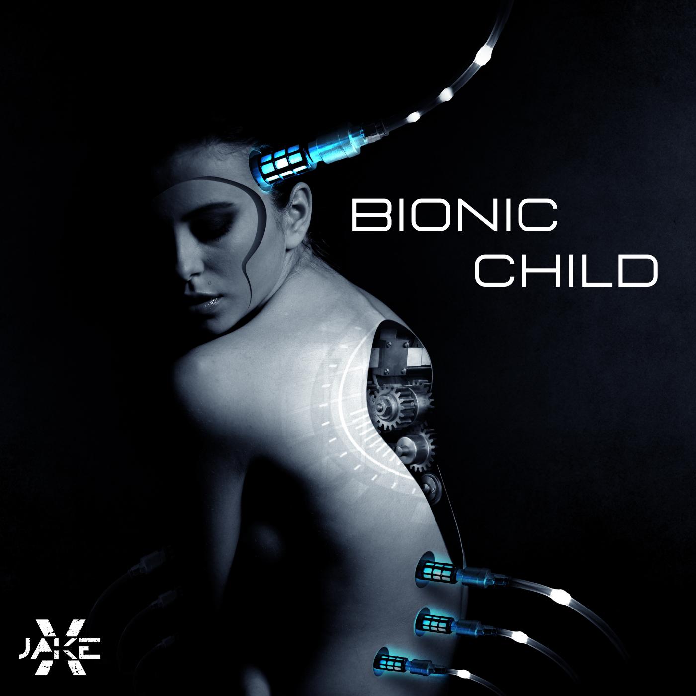 Jake X - Bionic Child(Guitaa Music Review)