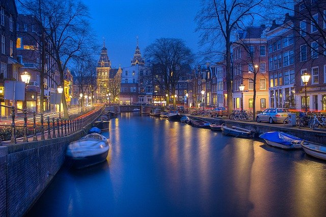 Salle Amsterdam