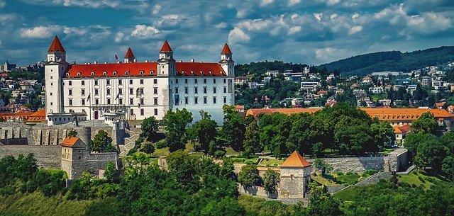 Salle Bratislava
